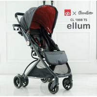 NEW : Stroller Bayi GB Cocolatte CL 1008 ELLUM