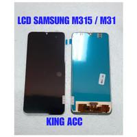 LCD TOUCHSCREEN SAMSUNG GALAXY M315 M31 NEW 2020 KONTRAS CONTRAS