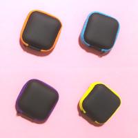 Tempat Headset Travel Case / Tempat earphone kotak kecil