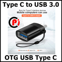 Robotsky USB 3.0 Female to USB Type C OTG Cable Kabel Adapter US154