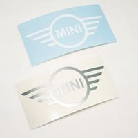 sticker mini cooper cutting