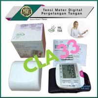 Tensimeter pergelangan tangan Dr Care Hl-158..alat cek tekanan darah