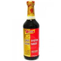 Amoy Saus Tiram 555 gr / Oyster Sauce Hongkong