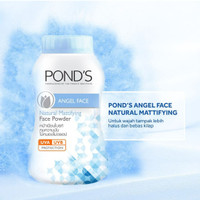 Ponds Angel Face Mattifying Face Magic Powder BB Bedak 50gram