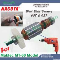 Armature/Angker Bor MT-60 Nacoya