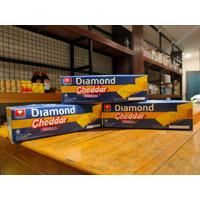Keju DIAMOND Cheese Cheddar 500 Gr
