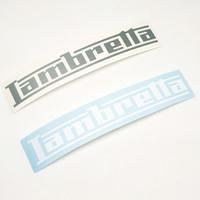 Sticker Lambretta M