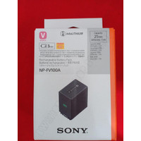 Sony NP-FV100A Rechargeable Battery Pack Original
