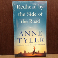 Redhead by the Side of the Road: A novel Anne Tyler