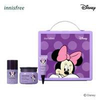 Innisfree Minnie Mouse Jeju Orchid Enriched Cream Set Limited Edition