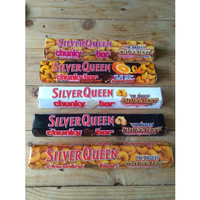silverqueen chunky bar 100gr