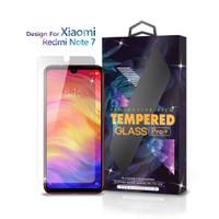 Tempered Glass Xiaomi Redmi Note 7 Clear Transparan - Premium Glass Pr