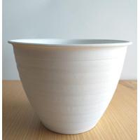 POT SJP mirip Tawon no 20 Diameter 18cm- Putih
