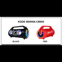 Speaker portable Bluetooth javi cb005