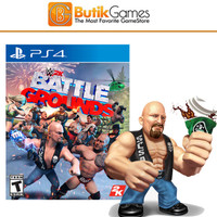 WWE 2K Battlegrounds PS4 W2K Battle grounds PS4