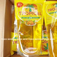 Minyak Goreng Tropical Refill 1 Liter