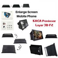 [ F2 ] Pembesar Layar 3D F2 Gen 2 Enlarge Screen Mobile Phone
