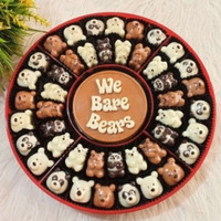 candy tray coklat karakter ucapan bisa request isi banyak