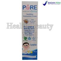 Pure BB Baby Soothing Moisturizer Cream 100 gr - Krim Pelembap Bayi