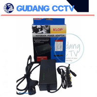 Adaptor Charger Laptop Notebook Universal Multi Fungsi 12V-- 24V MAX.4