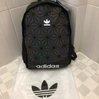 Backpack Adidas Issey Miyake Reflective Black / Tas Ransel