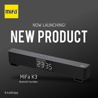 Speaker Bluetooth Xiaomi Mifa K3 Soundbar TWS