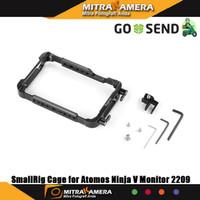 SmallRig Cage for Atomos Ninja V Monitor 2209