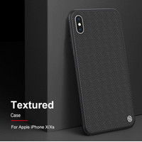 Nillkin Textured Softcase Hardcase Casing Case iPhone X/XS/XR/XS Max