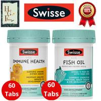 swisse immune health + swisse fish oil