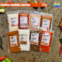 Aneka Bumbu Dapur MERICA / CABE / KALDU / JAHE dll ✓PREMIUM by WWR - Paprika Bubuk