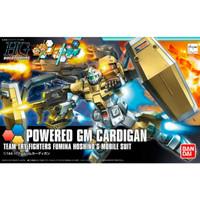 HG 1/144 Powered GM Cardigan