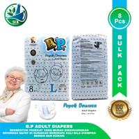 BP Adult Diapers / Popok Dewasa Perekat - L8 - XL6