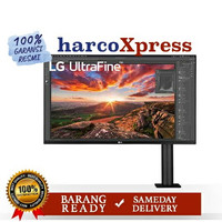 Monitor LED LG 32UN880 4K Ultrafine IPS Ergo HDR USB C | 32UN880-b