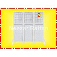 Sketsel Pembatas Ruangan 2 pintu, No 21 L60cm T 170cm