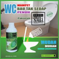 pembersih toilet mampet/Penyedot WC Mampet/Degra Simba Septic-Tank