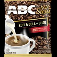 Jual kopi abc susu plus gula 31 gr x10 bungkus kopi abc susu plus gula