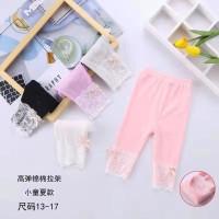 Legging Bayi Perempuan / Leging Anak Cotton 100% Import!! - 13-17 PINK9