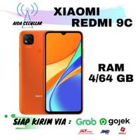 Xiaomi Redmi 9C 4/64GB IMEI TERDAFTAR GARANSI RESMI XIAOMI - Biru