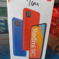 Xiaomi redmi 9c 4/64 garansi resmi new Segel BNIB