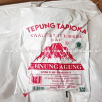 Tepung Tapioka Cap Gunung Agung 500 gram / Tapioca Flour