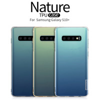 Nillkin Nature Softcase TPU Case Casing For Samsung S10/S10+ Plus