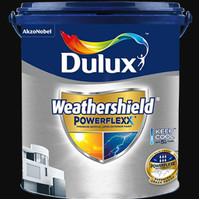 Cat Tembok Exterior Dulux Weathershield Powerflexx Volcanic Splas 2.5L