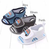Sepatu Sandal Bayi Laki-Laki Import Prewalker Shoes Mobil