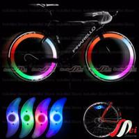Lampu JARI-JARI SEPEDA LED/lampu hias sepeda di jari jari