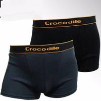 CROCODILE BOXER Cd Pria BOXER 555-004 Sekotak isinya 1 Pcs