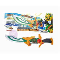 Mainan Anak Legend Hero Pedang Naga Senjata Ganwu Original Suara