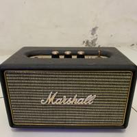 Speaker bluetooth marshall killburn I