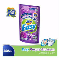 ATTACK EASY LIQUID PURPLE BLOSSOM 800ML
