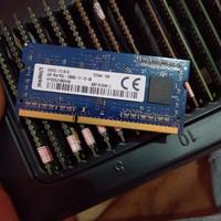Ram laptop 4GB KINGSTON memori sodimm DDR3L PC3L 1.35 volt