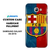 Custom Case Samsung Galaxy A8 2016 Hardcase Desain Bebas